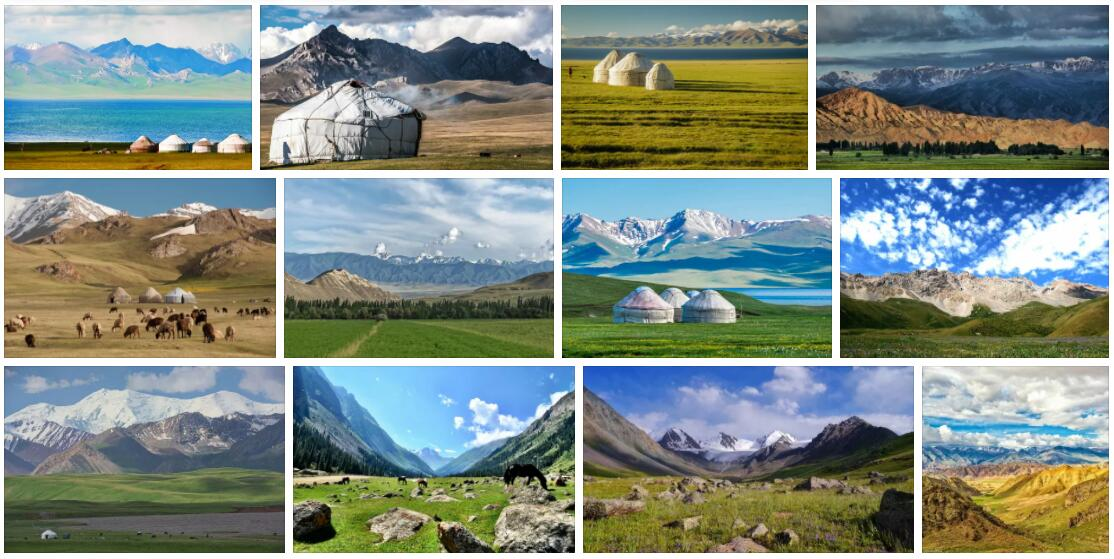Kyrgyzstan Overview