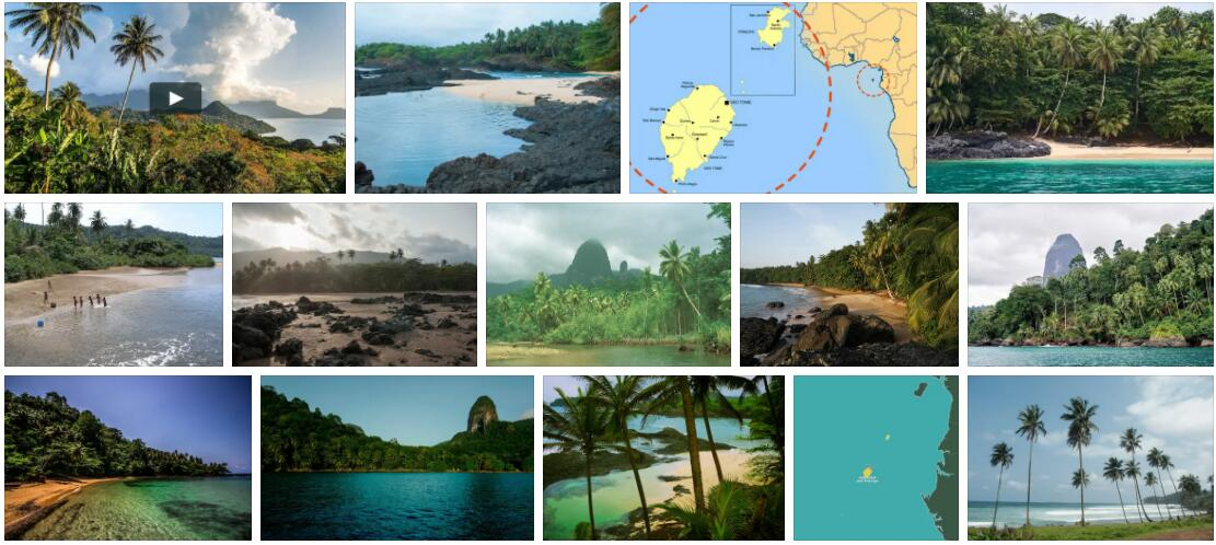 Sao Tome and Principe Overview