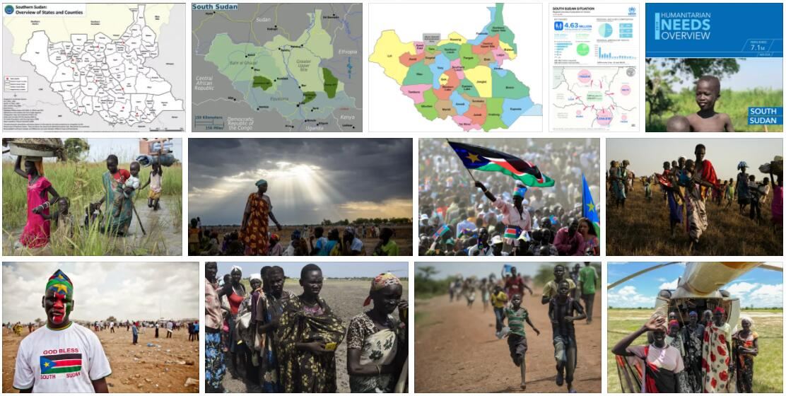 South Sudan Overview