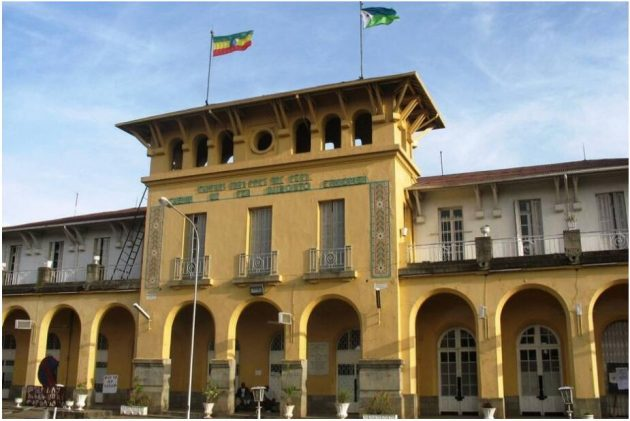 Addis Ababa Train Station