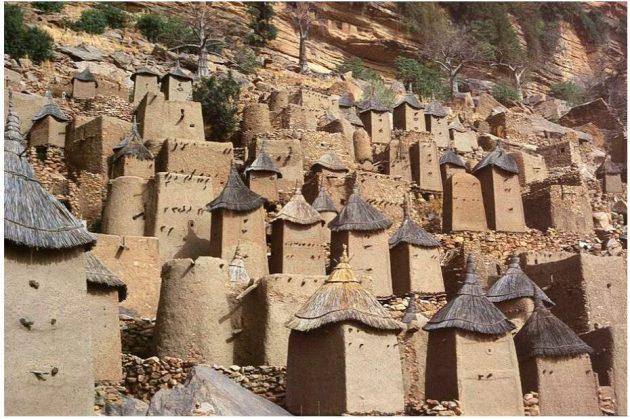 Banani village in Maili