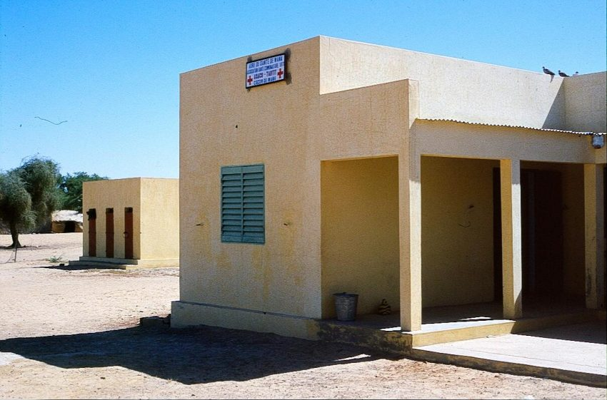 CSCOM in the Timbuktu region