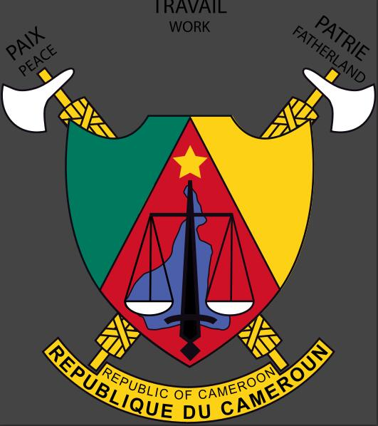 Coat of arms of Cameroon