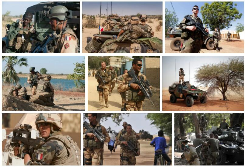 French Military Intervention in Mali