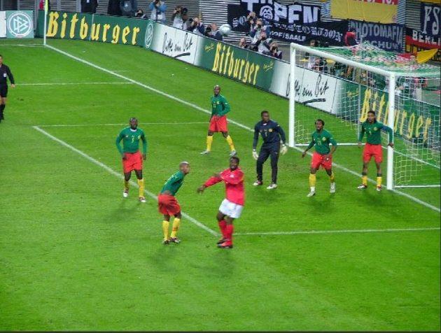 Germany-Cameroon
