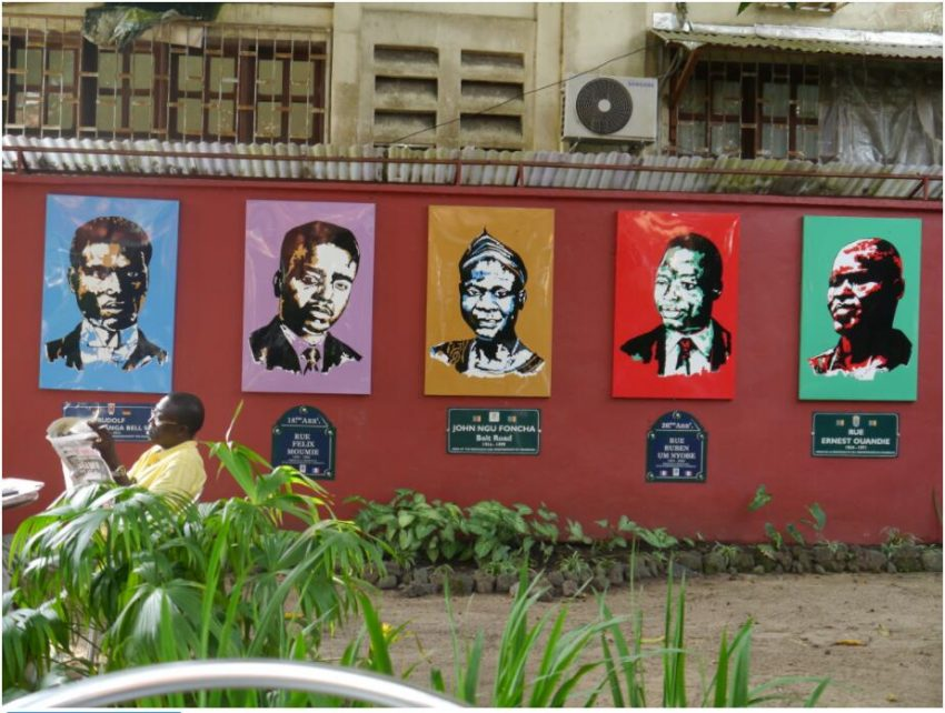 Historical figures of Cameroon