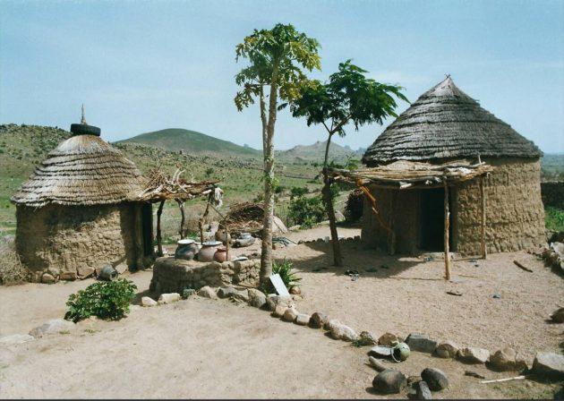 Homestead, mandara mountains