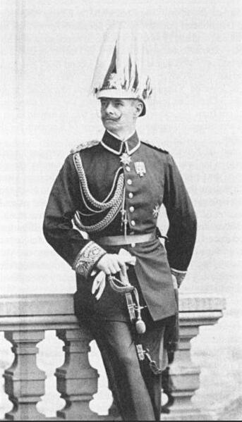 Jesko von Puttkamer, German governor in Cameroon from 1895-1907