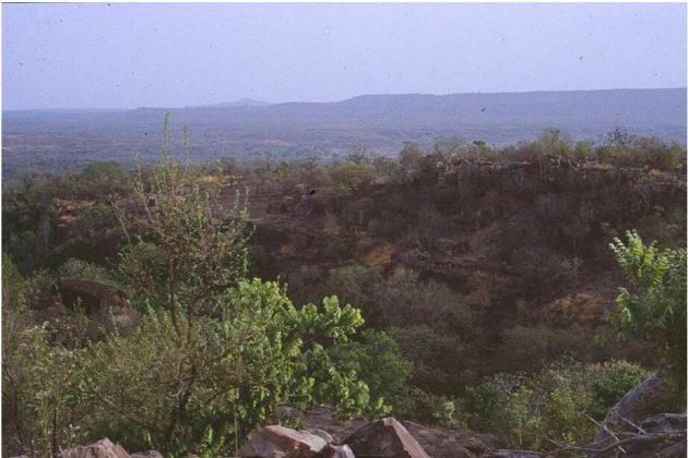 Mountainous region in the southwest Mali