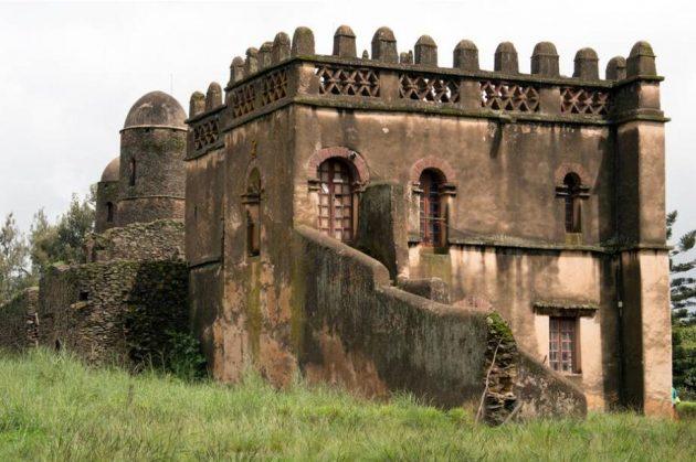 Palace in Gondar