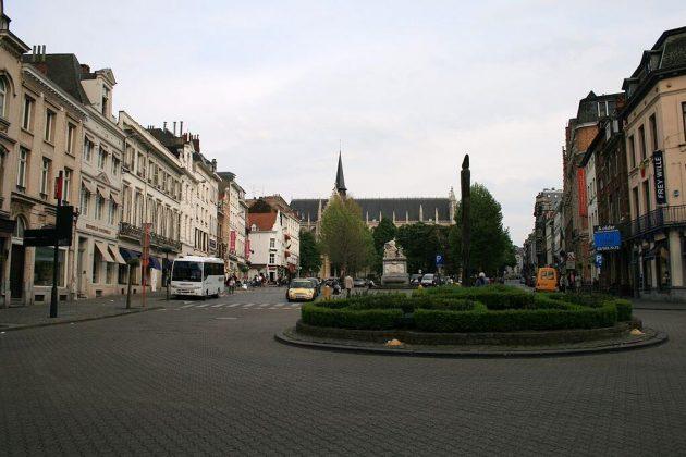 Shopping in Brussel
