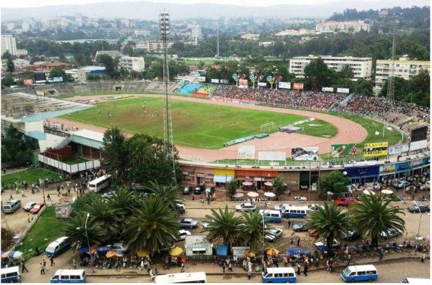 Stadium in Addis Ababa