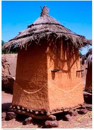 Traditional granary
