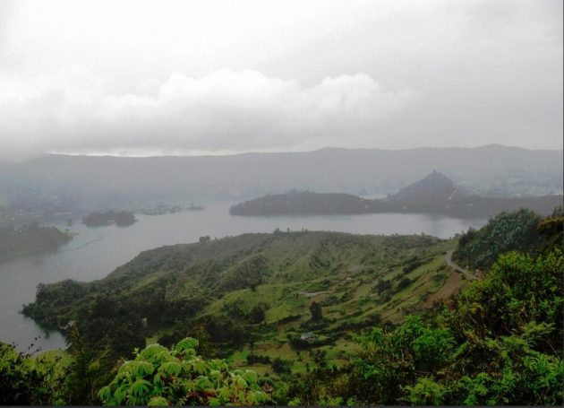 Wenchi Crater Lake