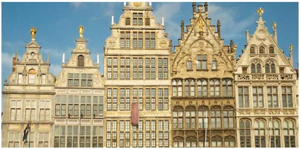 ATTRACTIONS OF ANTWERPEN