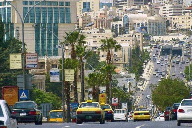Jordan Economic Sectors