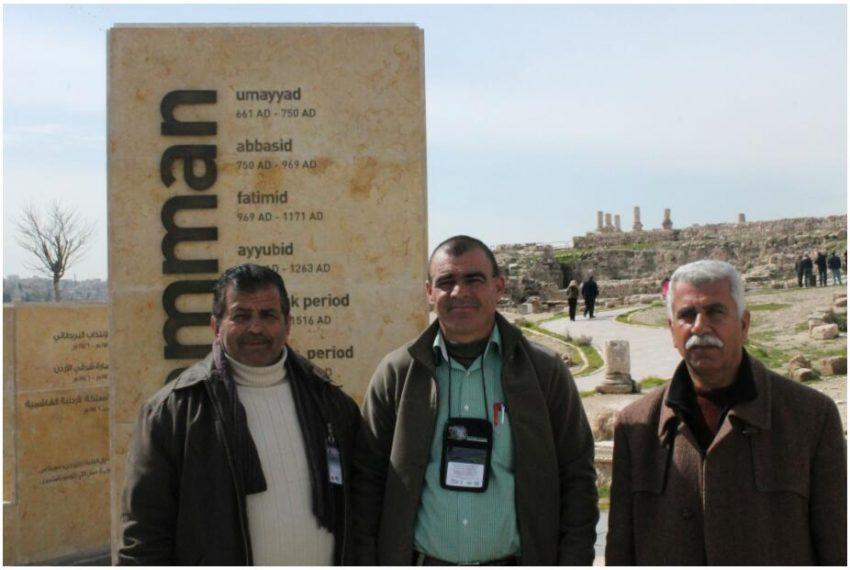 Jordan Guide to the Citadel in Amman