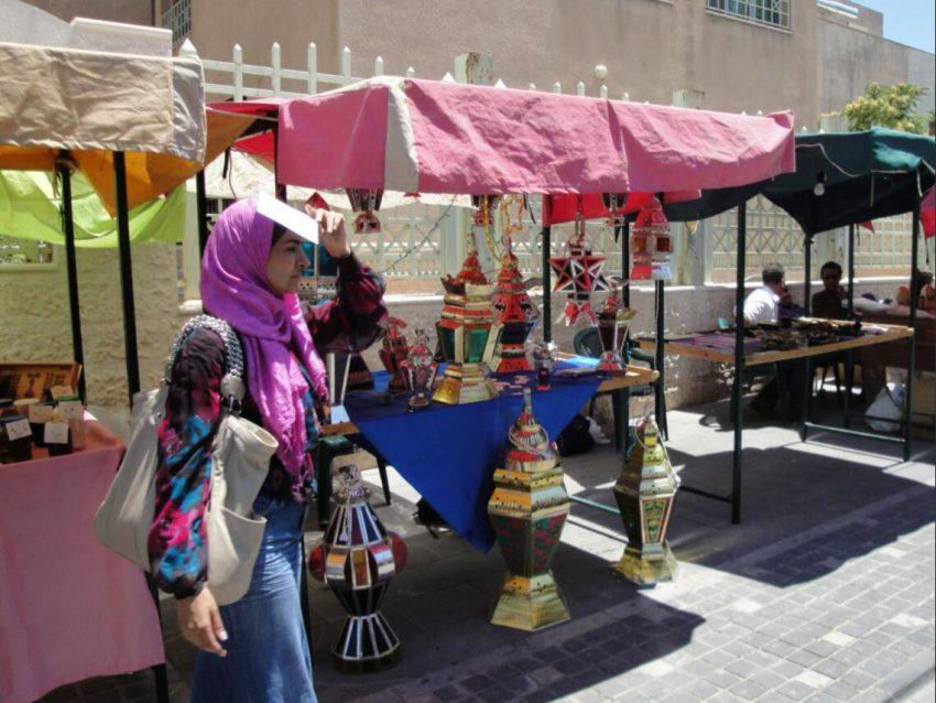 Jordan Souk Jara in Amman