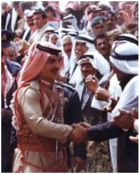 Jordan monarch