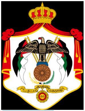 Jordanian national coat of arms