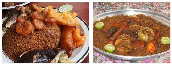 Senegal Foods