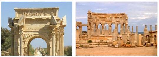Leptis Magna Ruins (World Heritage)