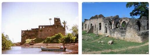 Ruined Cities in Tanzania (World Heritage)