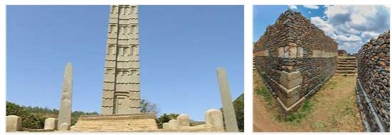 Ruins of Aksum (World Heritage)