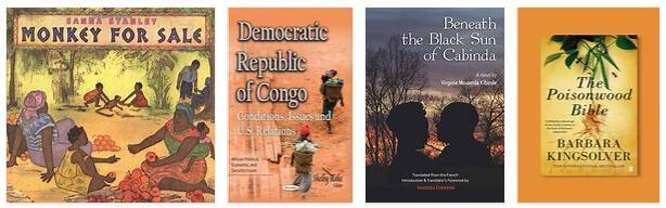 Democratic Republic of Congo Literature