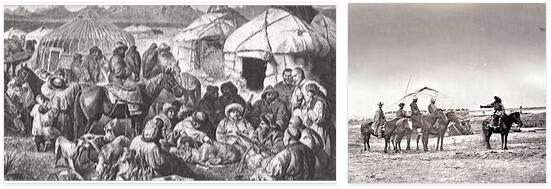 Kyrgyzstan History