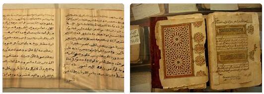 Mali Literature