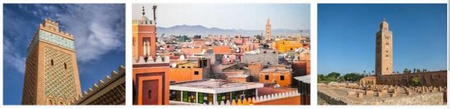 Marrakech, Morocco Overview