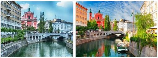 Travel to Ljubljana, Slovenia