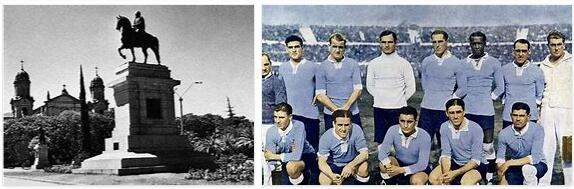 Uruguay History Timeline